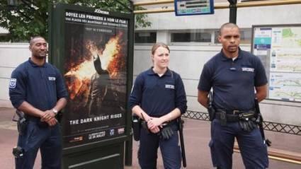 Des agents de sécurité privés bientôt armés dans le métro parisien et les gares SNCF | Infos Filière Sécurité Le Marais Ste Thérèse | Scoop.it