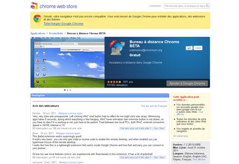 Google Remote Desktop : Contrôlez un ordinateur à distance sous Chrome | Actualités - Nouveaux sites web & outils ! | Scoop.it