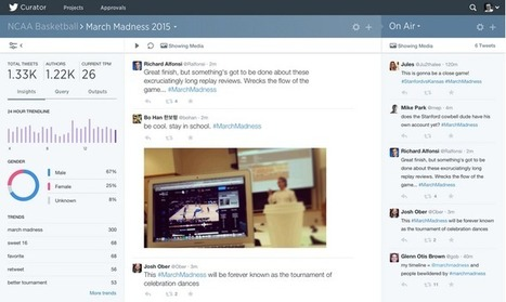 Twitter Launches Curator, a Platform for Media Publishers | Learning Technologies from all over! | Scoop.it