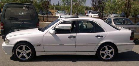 Mercedes C200 1999 for sale in Amman - Jordan - 12500 JDs | Cars For Sale In Jordan | Scoop.it