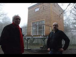Maison bois sur pilotis pas chère, en kit et sans permis - Guiscriff (56) | Immobilier | Scoop.it