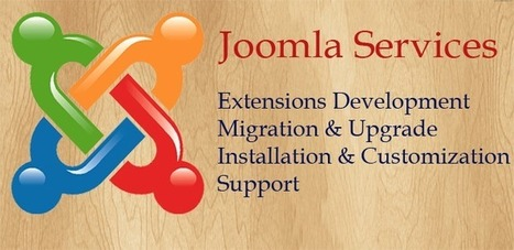 Quoted Benefits of Availing Joomla Web Services from Indian Firms | Joomla Web Services | Scoop.it