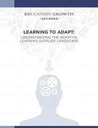 Learning to Adapt Research : Education Growth Advisors | Assessment of Deeper Learning | Scoop.it