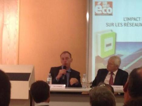 Twitter / fcauchi: Éric Stempin présente son ... | Bornes de charges électriques EVTRONIC | Scoop.it