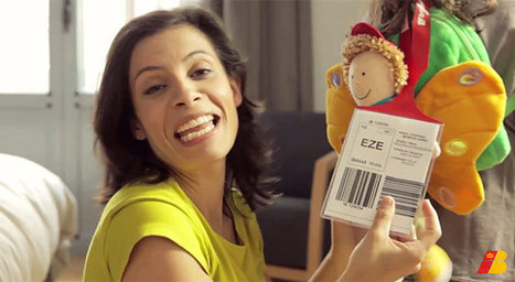 Iberia becomes the first airline to offer print-at-home luggage labels with MyBagTag   Engadget   News about Spain   Scoop.it