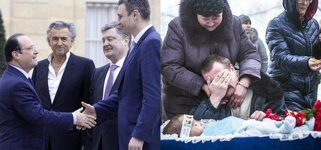 Laurent Brayard : Je suis allé dans le Donbass et j'accuse le gouvernement français | Pierre-André Fontaine | Scoop.it