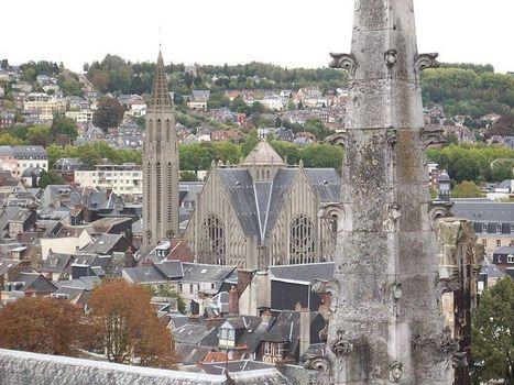 Rouen Une église à vendre occupée par Nuit debout | L'observateur du patrimoine | Scoop.it