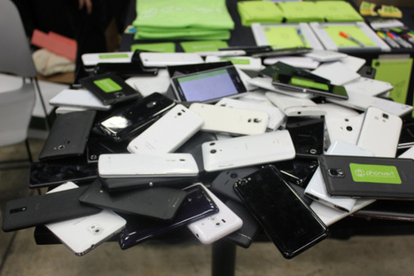 Phonvert has a plan to convert old smartphones into IoTnodes | Beacon | Scoop.it