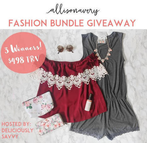 Fashion Bundle Giveaway Event - Work Money Fun | Giveaway, Contest, Sweepstakes, Coupons and Deals | Scoop.it