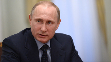 Putin: Ukraine's radical escalation puts it on edge of civil war | Saif al Islam | Scoop.it