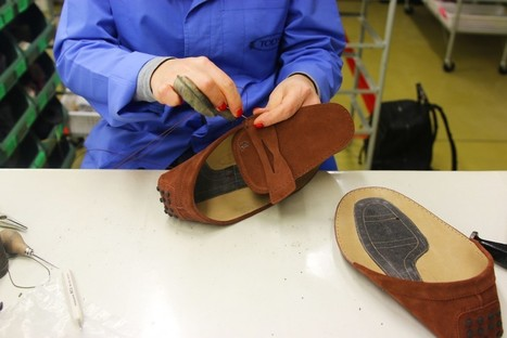 The Making of the Tod's Gommino | Le Marche & Fashion | Scoop.it