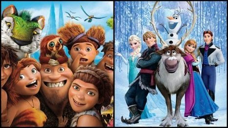 'Frozen,' 'Croods' Among Annie Nominees for Best Animated Feature | Cartoons for Kids | Scoop.it