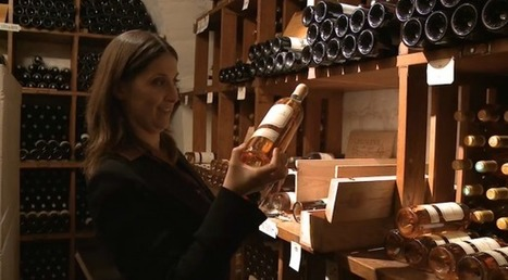 Elysee Aromatic - Journey Into The Wine Cellar Of France's Presidential Palace | Gastronomic Expeditions | Scoop.it