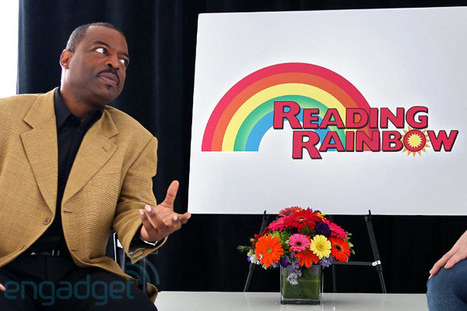 Reading Rainbow launches iPad app, we go hands-on (video ... | Edtech PK-12 | Scoop.it