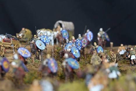 Une légion entière… au musée de Regensburg ! | LVDVS CHIRONIS 3.0 | Scoop.it