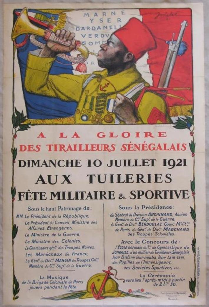 Centenaire de la bataille de Verdun: les Africains aussi | RFI | Afrique | Scoop.it