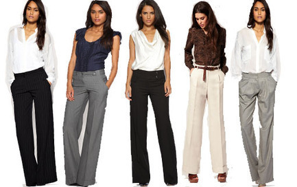 Different Styles of Women Trousers | Latest Blog about Coupon Code | Scoop.it