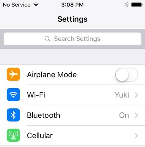 iOS 9 Hidden Features: Settings Search, Selfie Folder, Home Sharing for Music, Go Back to App, and More | Macs and iPads | Scoop.it