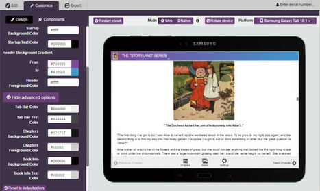 Interactive Ebook Creation & Digital Publishing Software | eLearning en Belgique | Scoop.it
