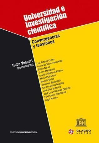 Libro - Universidad e investigación científica | Crónicas de Lecturas | Scoop.it