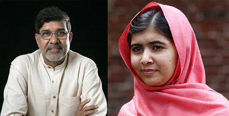 BREAKING NEWS: Ashoka Fellow Kailash Satyarthi shares the Nobel Peace Prize 2014 with Malala Yousafzai | Changemaking | Scoop.it