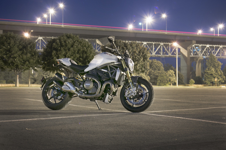 2015 Ducati Monster 1200 S Review | Ductalk Ducati News | Scoop.it