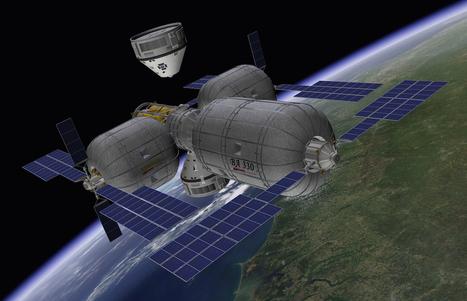 La nueva cápsula espacial de Boeing se inspira en la sci-fi | GeeKeando | Scoop.it
