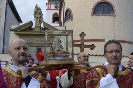 Otázka sv. Václava: Kam patříme? - Katolický týdeník   Správy Výveska   Scoop.it