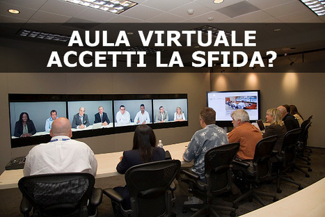 Aula Virtuale: come usare i Webinar nella formazione online. | WebinarPro | Webinar, WebConference, WebMeeting, WebTraining, Telesummit, Riunioni online, TeleSeminar and... | Scoop.it