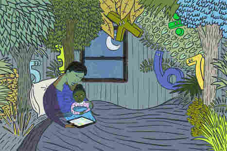 Where The Wild Fractions Are: The Power Of A Bedtime (Math) Story : NPR Ed : NPR | Resources for Early Education and Elementary Mathematics | Scoop.it