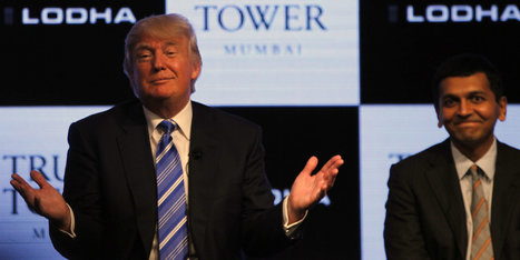 Donald Trump Meets With His Indian Business Partners Despite Blind Trust Promises - The Huffington Post | Minions of Belial | Scoop.it