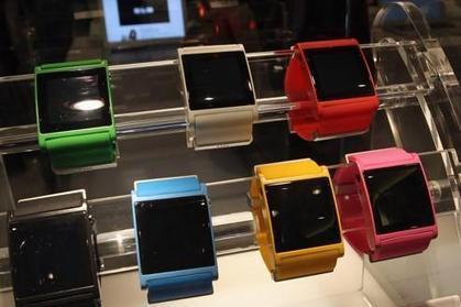 Les montres connectées s'exposent au CES   Web & Internet   Scoop.it