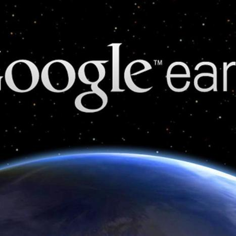 Google Earth for Android Gets Street View | Business Trends Please | Scoop.it