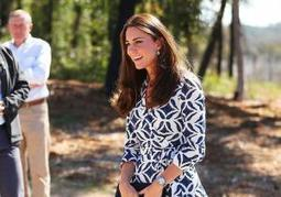 Kate Middleton sets off fashion frenzy after stepping out in $325 Diane von ... - New York Daily News | CLOVER ENTERPRISES ''THE ENTERTAINMENT OF CHOICE'' | Scoop.it