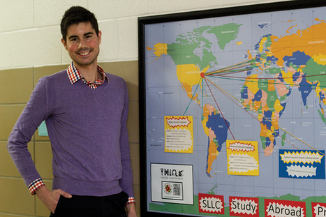 Advisers help LGBT students with study abroad plans | GLBTAdvocacy | Scoop.it