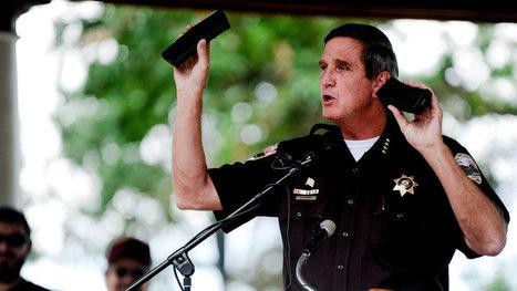Sheriffs Refuse to Enforce Laws on Gun Control | Interesting Law News | Scoop.it