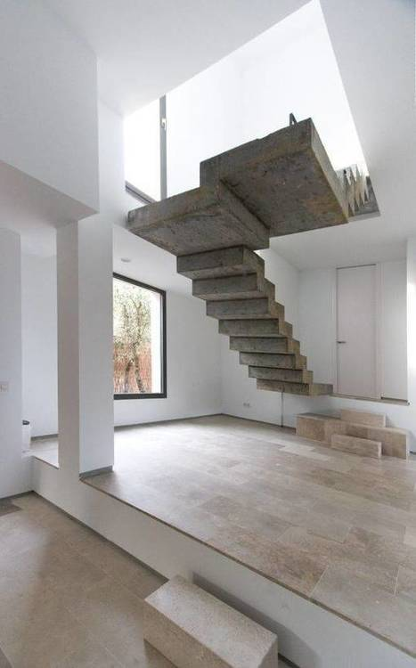 Fantastic Staircases That Will Leave You Breathless | Strange days indeed... | Scoop.it