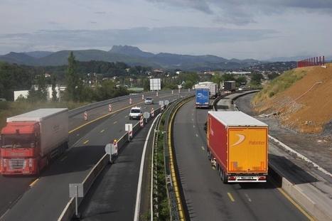 La mer, la montagne et euh---les autoroutes - Le blog de Jeno l'écolo Jenofanimalhumaniste | BABinfo Pays Basque | Scoop.it