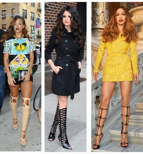 Sandalias Gladiadoras | | Moda y Belleza | Scoop.it