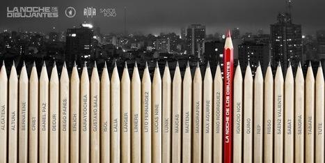 «LA NOCHE DE LOS DIBUJANTES» | Educación 2015 | Scoop.it
