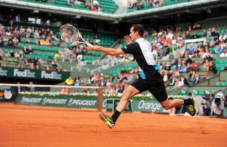 Résumé vidéo : Chardy et Llodra montrent la voie ! (Roland Garros 2013) | Tennis & ATP - Vivez la saison 2013 ! | Scoop.it