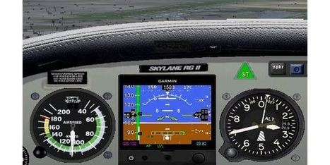 FSX/FS2004 –  Garmin G5 With PFD And HSI Modes | PerfectFlight | Scoop.it