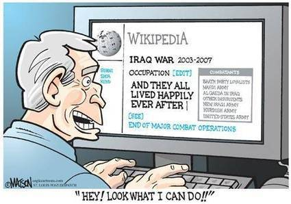 Wikipedia and Network Effects | Wiki_Universe | Scoop.it