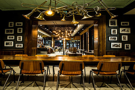 Starbucks Opens Cafe Inspired By A 1900s Apothecary [Pics] - PSFK | Innovation | Scoop.it