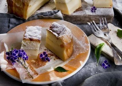 Gâteau magique à la vanille | Recettes Mieux Vivre par Auchan | Scoop.it