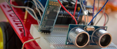 Building an Arduino Robot, Part IV: A (Not So) Basic Robot Firmware - miguelgrinberg.com   Arduino in the Classroom   Scoop.it