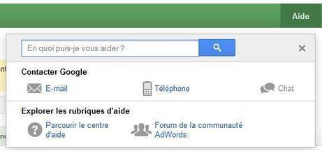 Comment contacter Google ? | Mon cyber-fourre-tout | Scoop.it