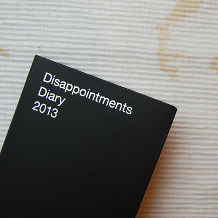 Disappointments Diary 2013 - Design Milk | What Surrounds You | Scoop.it