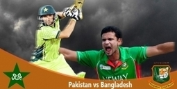 Pakistan vs Bangladesh T20 Live Streaming Score – Pak vs Ban Live Streaming   Scoops   Scoop.it
