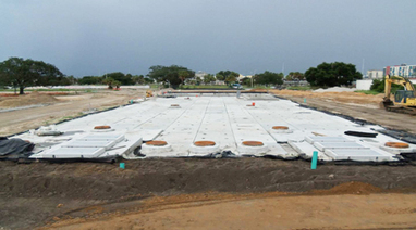 Stormwater management system installed at $450M FL ultra-green development - Water World   Environmental & Business   Scoop.it